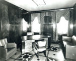 Ohio State Office Building governor's office photograph