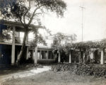 Howard Chandler Christy's home photograph