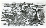 Eliza's Escape Over the Ohio River