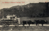 Adams County Mineral Springs Postcard