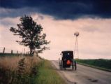 Amish Buggy in Butler County