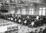 Fairfield School for Boys cafeteria photograph