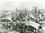 Oil town photograph