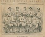 Red Stocking Base-Ball Club illustration