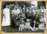 Early families of Clintonville