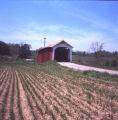 Hopewell Church Covered Bridge Photograph