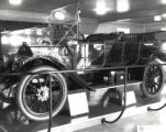 Kettering's First Self Starter and Car Photograph