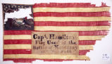 Mexican War 1st Ohio Volunteer Infantry National Colors