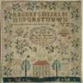 Mary Ann Edmondson Sampler
