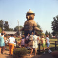 Ohio State Fair Smokey Bear Photographs