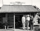 Treaty of Greenville Sesquicentennial Commemoration Photographs