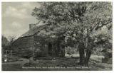 Berry-Lincoln Store, New Salem State Park, Lincoln's New Salem, Illinois Postcard