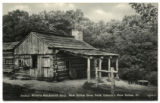 Joshua Miller's Blacksmith Shop, New Salem State Park, Lincoln's New Salem, Illinois