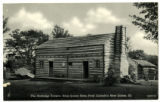 The Rutledge Tavern, New Salem State Park, Lincoln's New Salem, Illinois Postcard