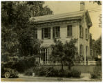 Abraham Lincoln House in Springfield, Illinois, photographic print