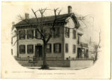 Lincoln's Home, Springfield, Illinois, photographic print