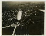Washington, D.C., aerial view, photographic print