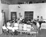 Literacy and citizenship class in Mingo Junction, Ohio