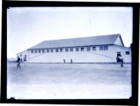 Field house at Carlisle Indian Industrial School