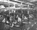 Factory Workers During World War II