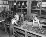 Men Sorting Coal