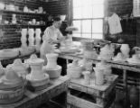 Salem China Company Employee with Creamer