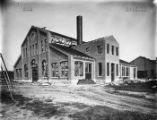 Jeffrey Manufacturing Company Foundry Under Construction