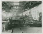 Ralston Steel Car Company forge shop photograph