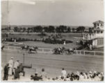 Horse race at Latonia
