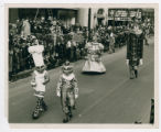 Dayton parade photograph