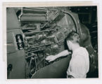 National Cash Register Company - lathe