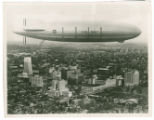 U.S. Navy Airship photograph