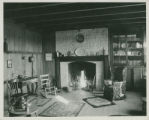 Huffman House interior