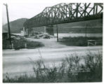 Steubenville railroad bridge photograph