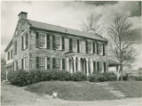 House at Old Washington photograph