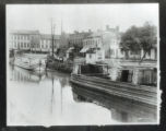Canal boat photograph