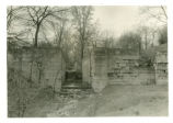 Canal lock on Miami and Erie Canal photograph