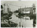 Old Canal in Dayton photograph