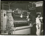 Coca-Cola Bottling machine, Cincinnati, Ohio