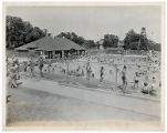 W.P.A. constructed swimming pool in Norwood, Cincinnati