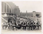 Dance orchestra playing in Cincinnati