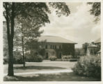 Cox Administration Building photograph