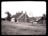 Cooper's Shop; Schoenbrunn Village;Tuscarawas County