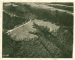 Aerial view of Fort Ancient
