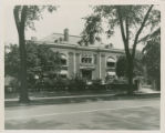 Governors Mansion Building Photograph