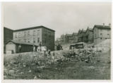 Edgewater Flats slum in Youngstown, Ohio