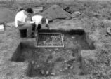 Hopewell Mound Excavation Photographs