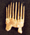 Intrusive Mound Antler Comb