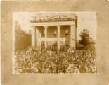 Jackson County Rally for President William H. Taft Photograph