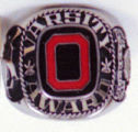 Jack Nicklaus Ohio State University Letter Ring